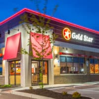 Gold Star Franchise storefront