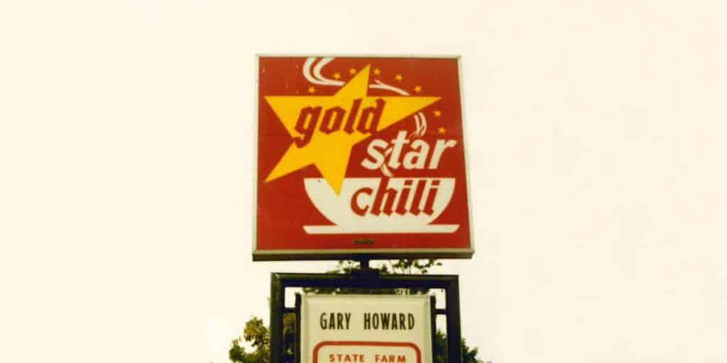 old-goldstar-sign