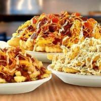 Gold Star Chili Franchise - loaded fries