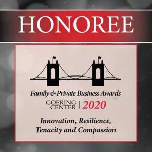 Goering Center 2020 - Family & Private Business Awards